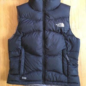 Women's North Face Down Vest 550 fill